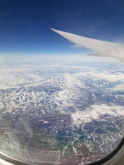 Flying over Siberia (1/2)