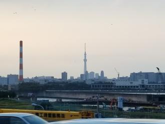 Skyline feat. Tokyo Sky-Tree