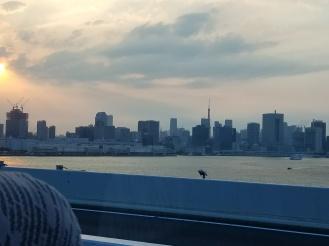 More Tokyo skyline